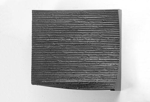 0,0000011754 sg luz  Ferro, 45,2 x 43,7 x 19,2 cm, 2015