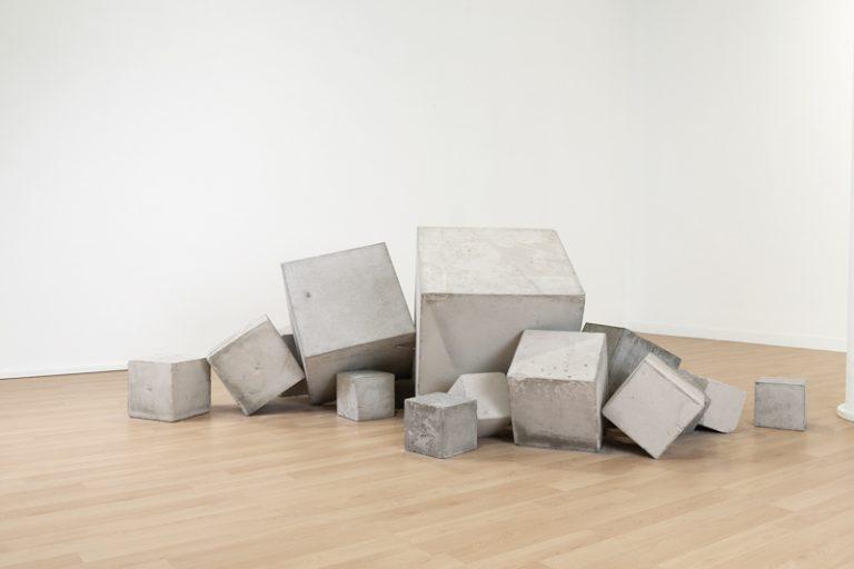 Escollera  Formigó, 250 x 130 x 68 cm (mesures variables), 2018